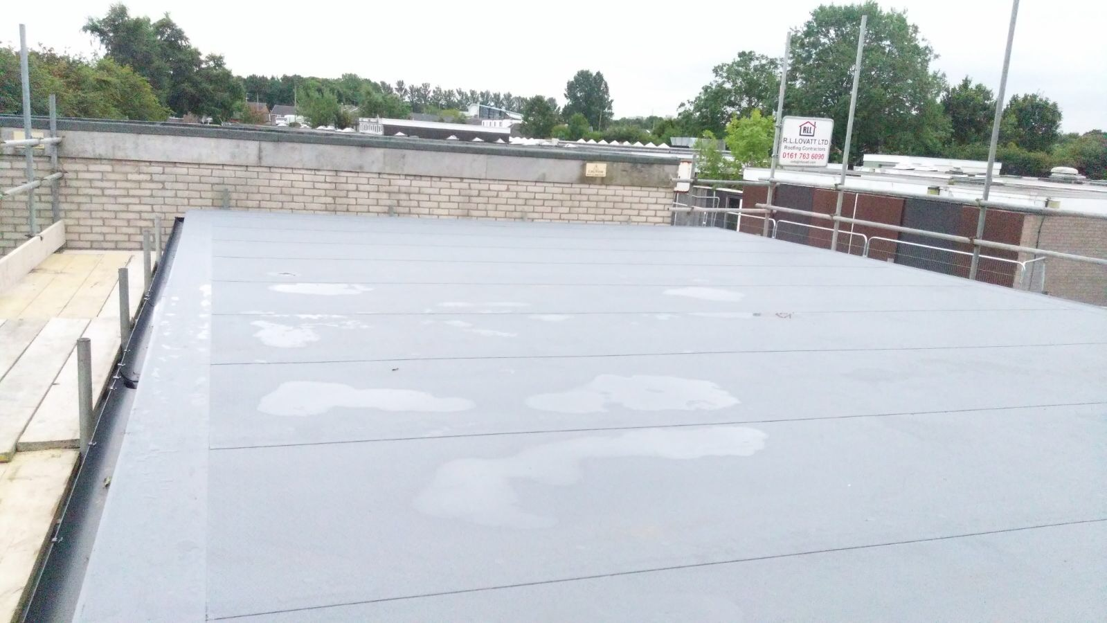 More About Singly Ply Roofing Systems And The Associated Pros And Cons North East Connected